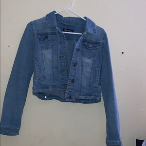April Spirit Jackets & Coats - Jean jacket